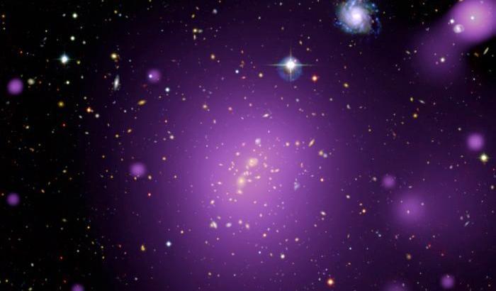 XXL, censimento cosmico formato extra large