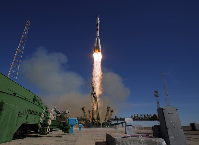 Astronauti di nuovo sulla Iss entro Natale, annuncia la Nasa