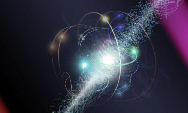 La forma dell'elettrone vista da vicino