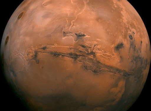 Acqua su Marte, una boccata di ossigeno