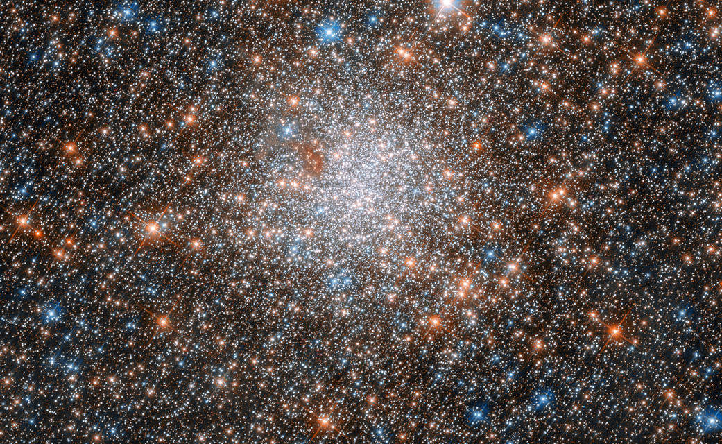 Scatto in safe mode per Hubble