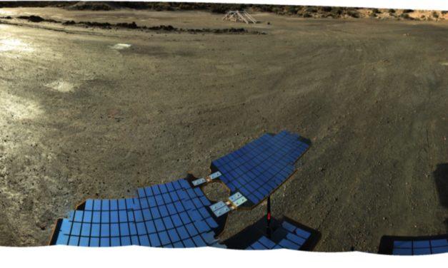 Test da remoto per il rover di Exomars