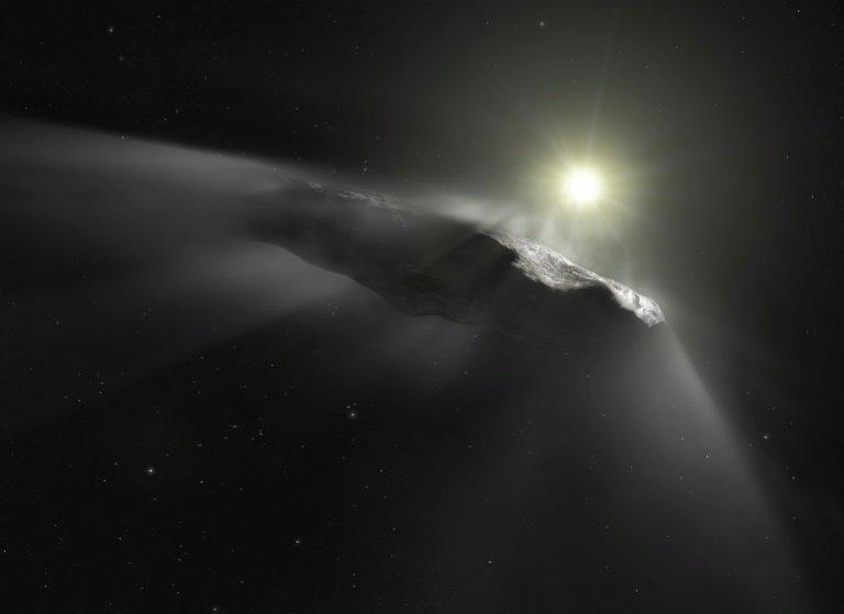 Oumuamua, sonda aliena? L'ipotesi di Harvard fa discutere