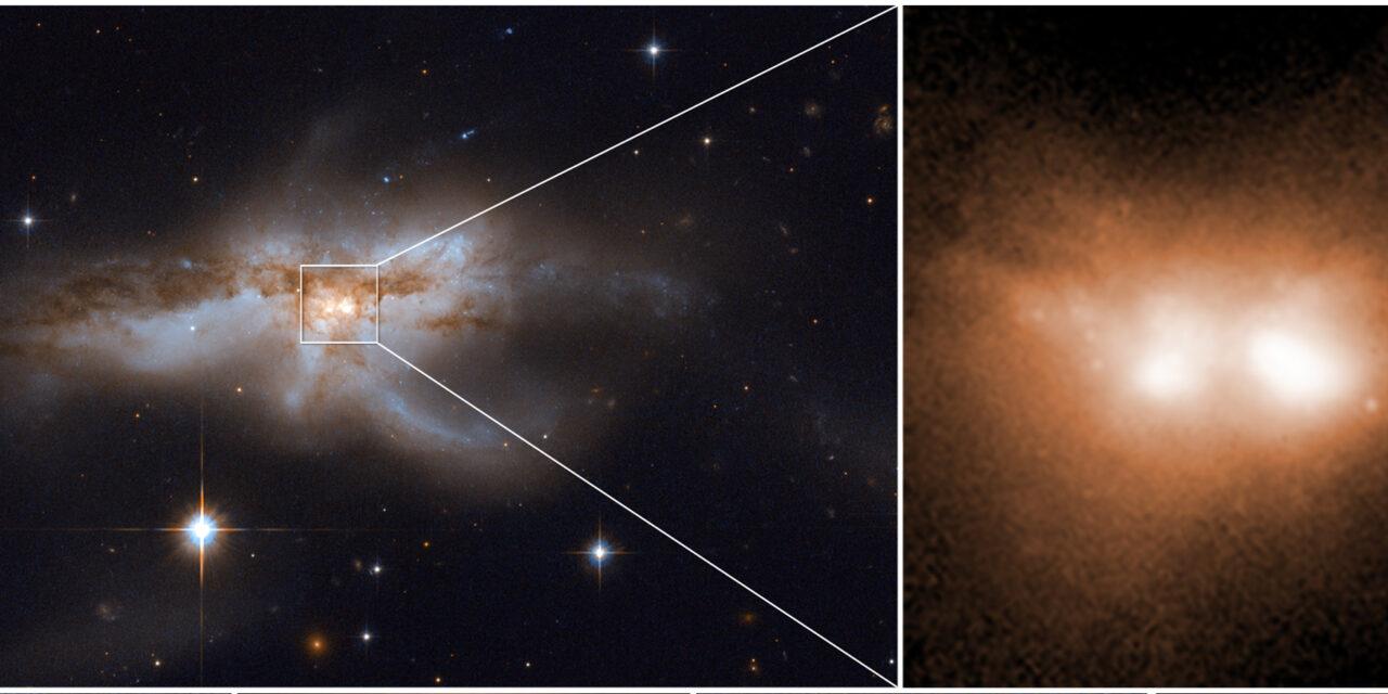 Banchetto galattico in vista