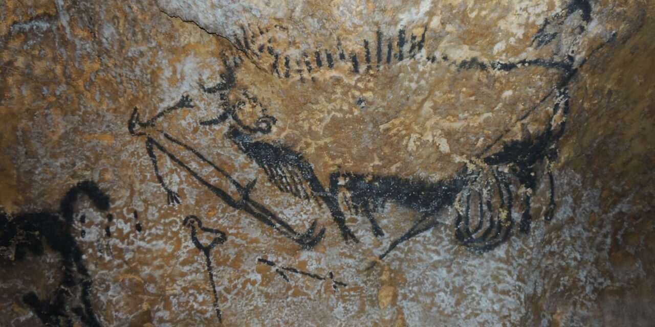 Astronomia nei graffiti preistorici