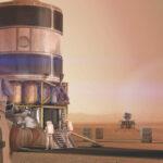 Colonizzare Marte passando per la Luna