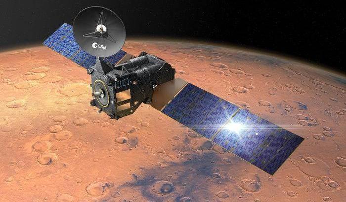 ExoMars, la 'grande frenata' verso Marte