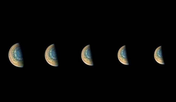 Giove in sequenza