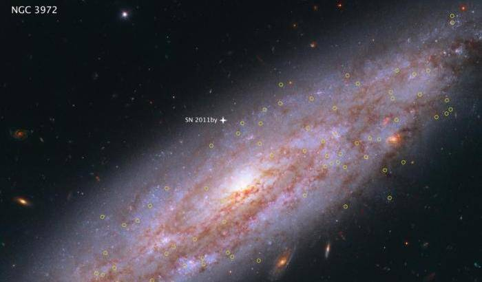 Hubble prende le misure: l'espansione dell'universo è più veloce del previsto
