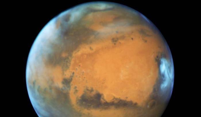 Il James Webb alla scoperta di Marte