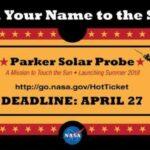 Invito sul Sole con Parker