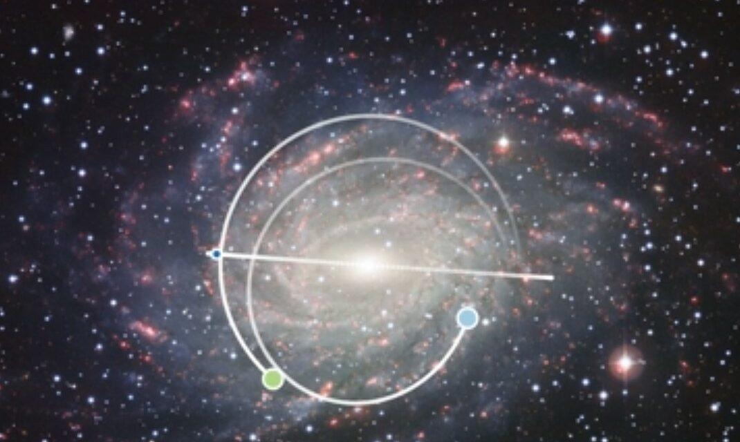Un 'fossile' stellare