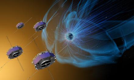 Nasa con Mms, l'esplosiva attrazione magnetica