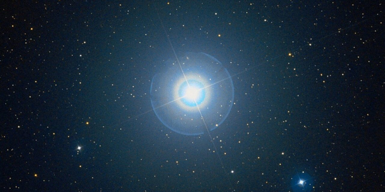 Una Super-Terra attorno alla stella di Barnard