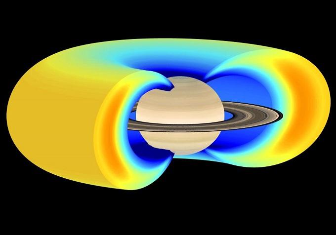 Fasce di radiazione di Saturno? Ecco come si sono formate