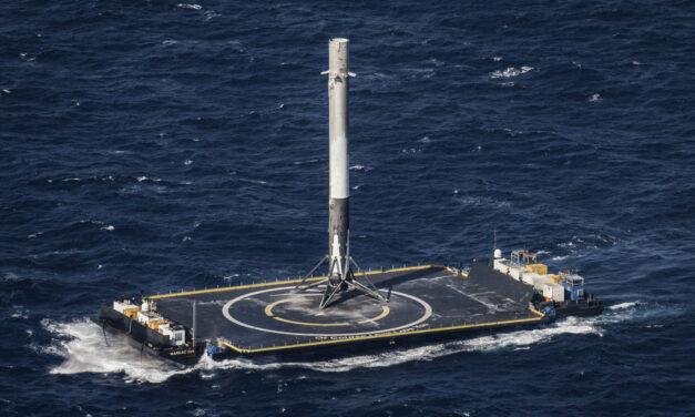 SpaceX fa 64