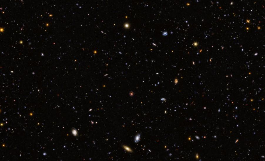 Una Fornace di stelle nascenti