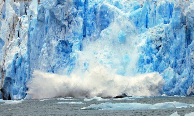 L'andamento anomalo dei ghiacciai