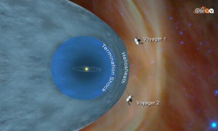 Voyager 2 si tuffa nello spazio interstellare