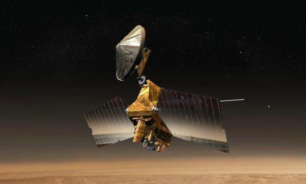 Marte, 'sonnellino' inaspettato per Mro