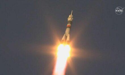 La Soyuz torna nello spazio