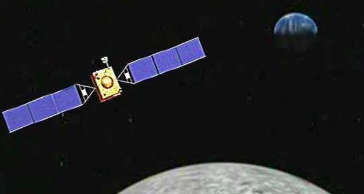 Chang' e-4 in orbita lunare