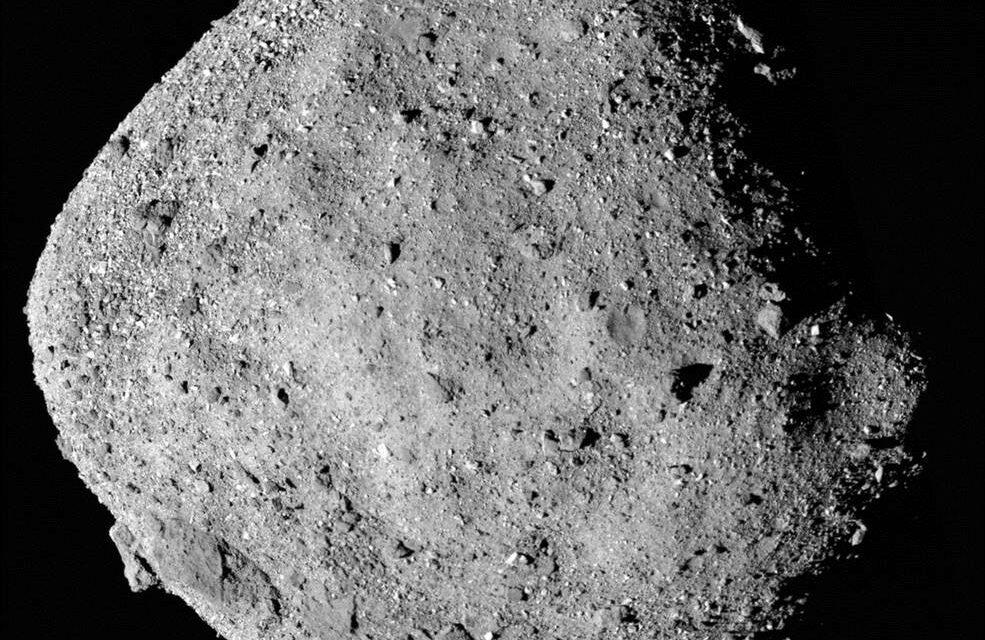 Osirix Rex in orbita di Bennu