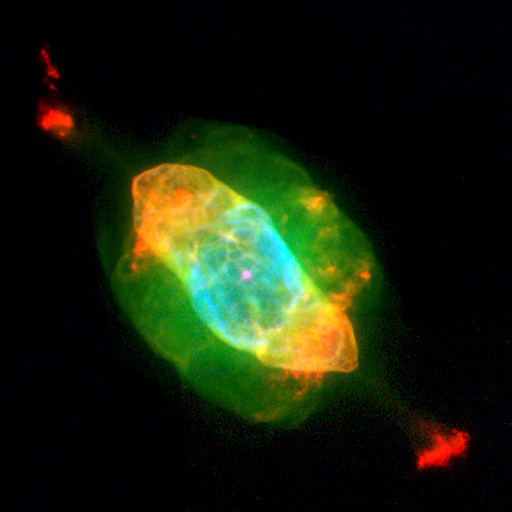 Saturno, la nebulosa 'complicata'