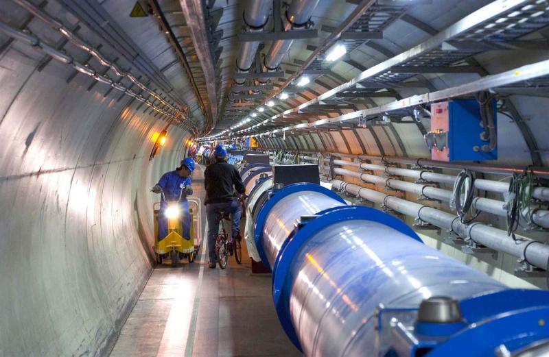 LHC spegne i suoi fasci