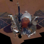 InSight fa il 'divo'