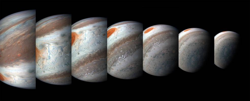 Giro di boa per Juno