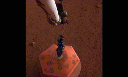 Insight mette in campo il sismometro