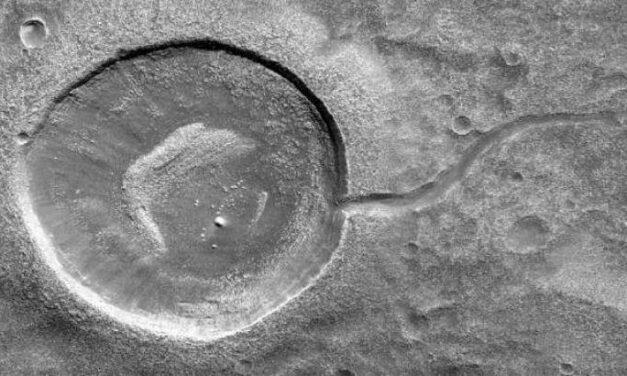'Girini', valanghe e sedimenti sul volto di Marte