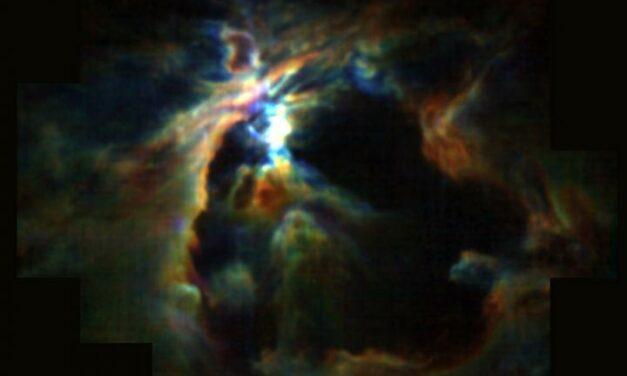 Sofia, focus sulla Nebulosa di Orione