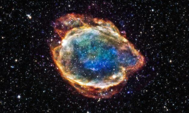 Liti 'di coppia' cosmiche