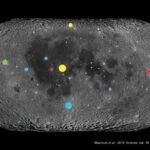 Asteroidi sulla Terra? Chiedi alla Luna