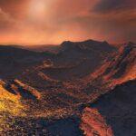 Barnard b, la Super-Terra ghiacciata forse abitabile