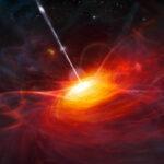 Hubble, scovato il quasar più brillante nell'universo bambino