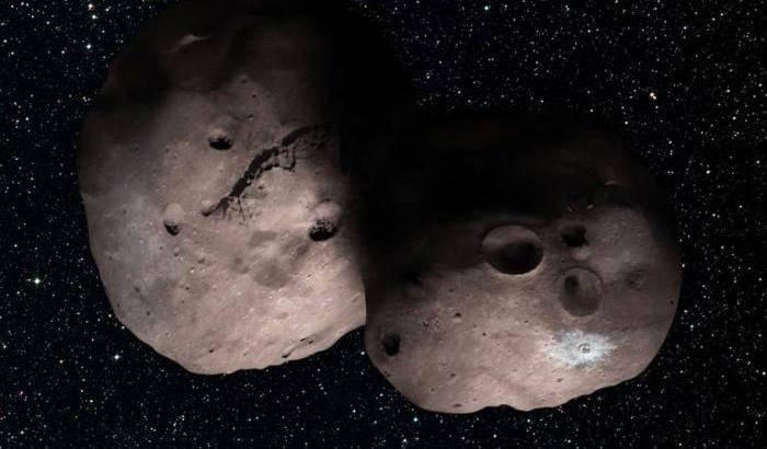 2014 Mu69 si fa in due per New Horizons