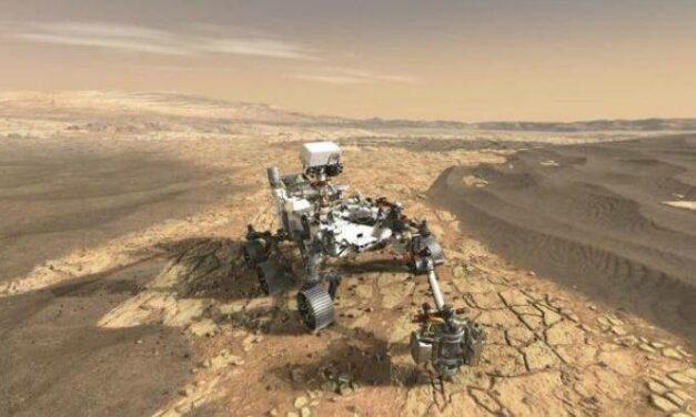 A caccia di vanadio su Marte