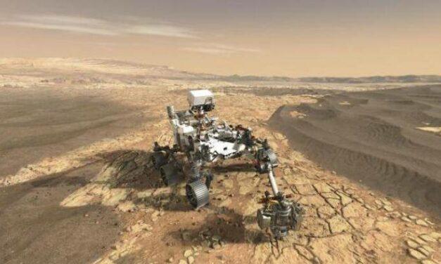A caccia di vita passata su Marte