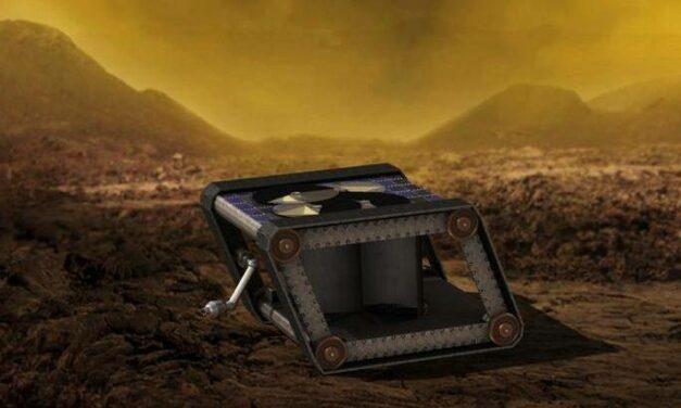 AREE: un rover tutto analogico per lo studio di Venere