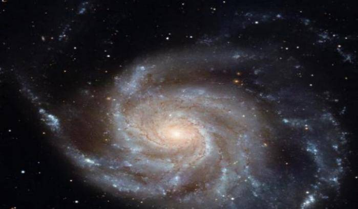 All'origine della Via Lattea