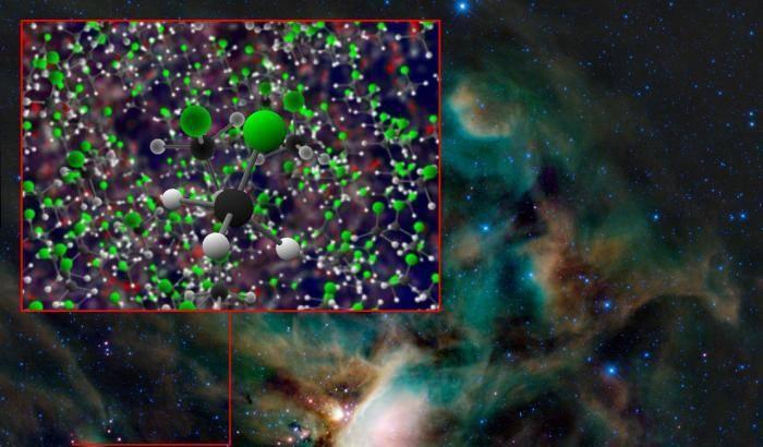Alma e Rosetta rilevano Freon-40
