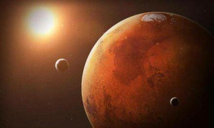 Deep Space: Tutti pazzi per Marte
