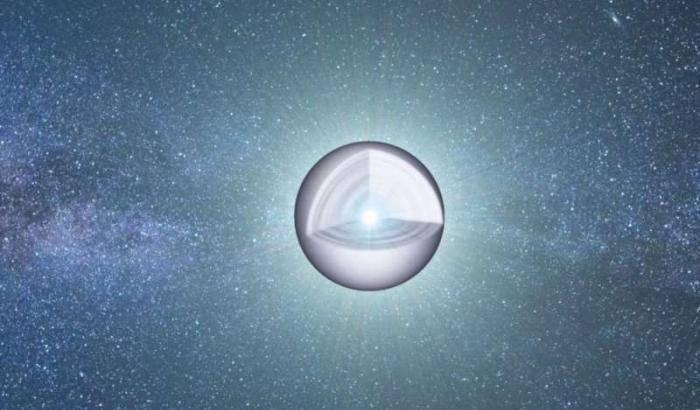 Anatomia di una nana bianca