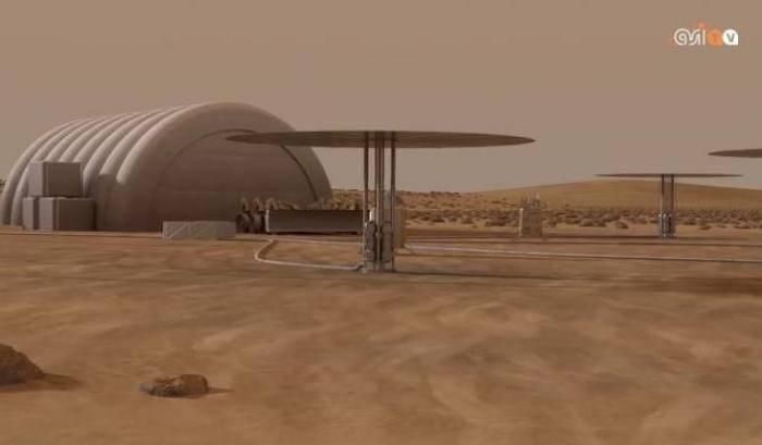 AsiTv Replay: Kilopower per Marte
