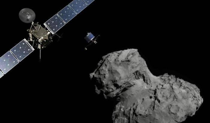 Rosetta conferma, siamo figli delle stelle