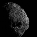 Un asteroide in HD