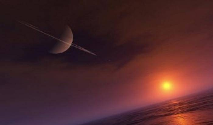 Atterraggio morbido su Titano